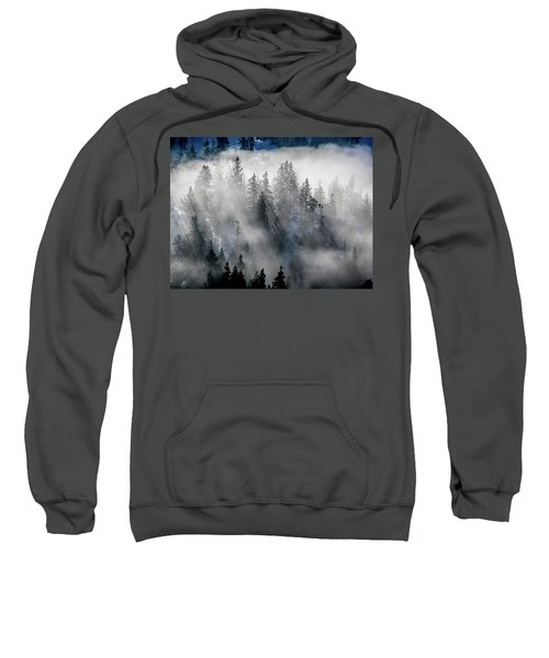 East Shore Inversion, Lake Tahoe Sweatshirt