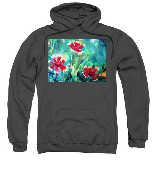 East Texas Wild Flowers Sweatshirt