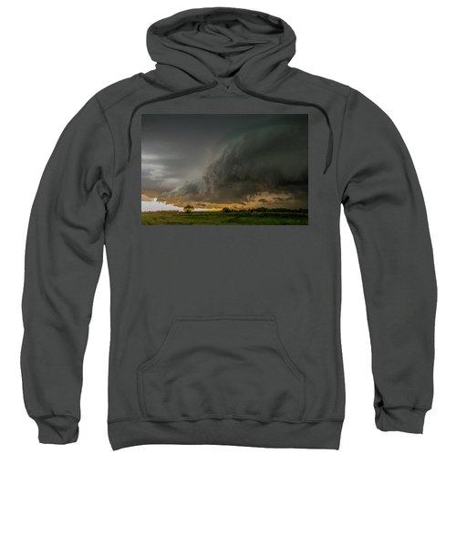 Eastern Nebraska Moderate Risk Chase Day Part 2 004 Sweatshirt