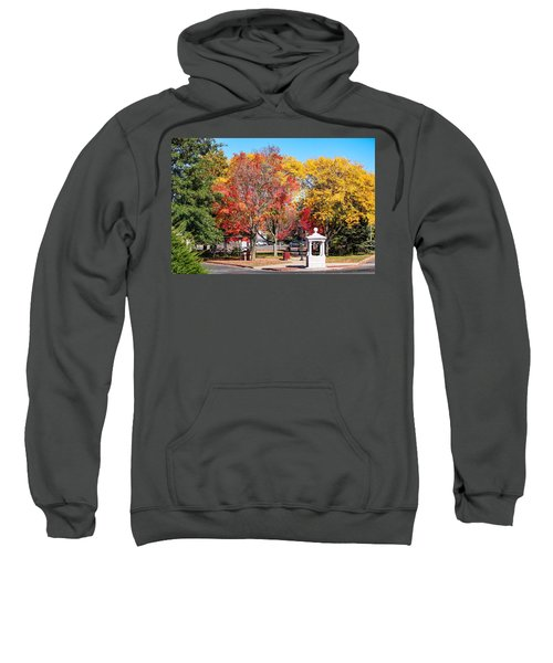 Easthampton Center In The Fall Sweatshirt