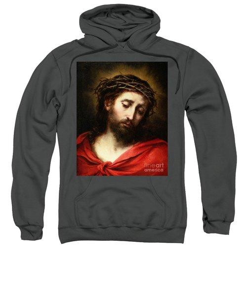 Ecce Homo, Or Suffering Christ Sweatshirt