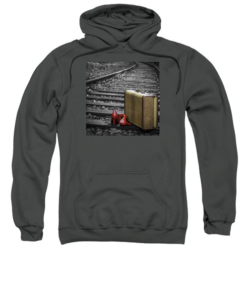 Echoes Of A Past Life Sweatshirt