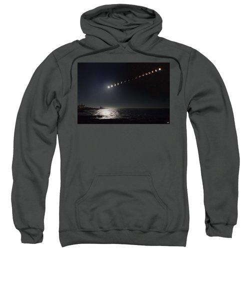 Eclipse Of The Moon Sweatshirt