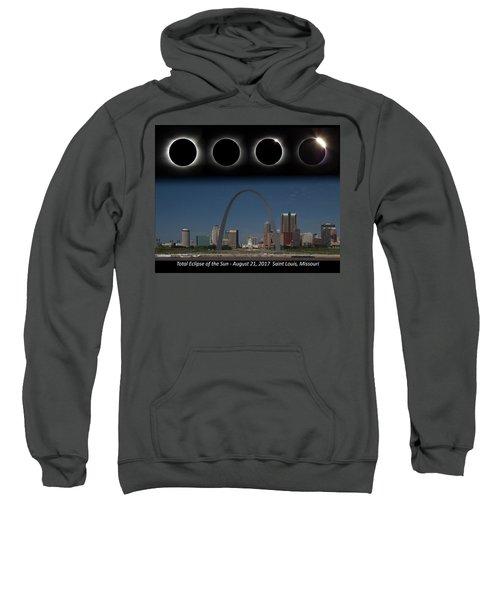 Eclipse - St Louis Skyline Sweatshirt