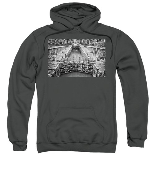 Ecluse Du Temple Sweatshirt