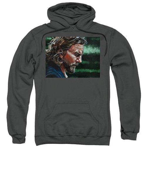 Eddie Vedder Sweatshirt by Joel Tesch