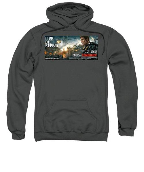 Edge Of Tomorrow Sweatshirt