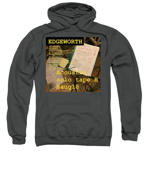 Edgeworth Acoustic Solo Tape H Sweatshirt