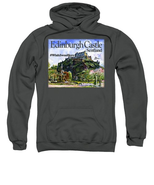 Edinburgh Castle Sweatshirt