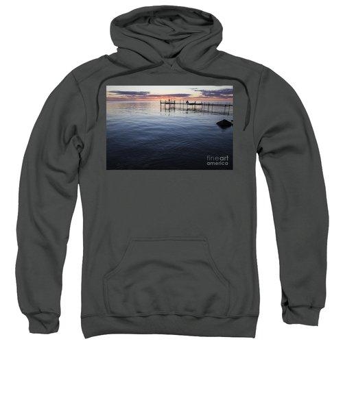 Egg Harbor Sunset Sweatshirt