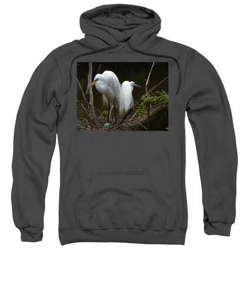 Egrets Sweatshirt