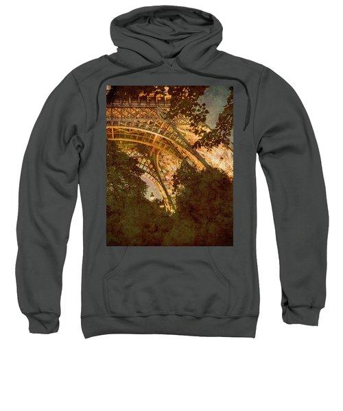 Paris, France - Eiffel Oldplate II Sweatshirt