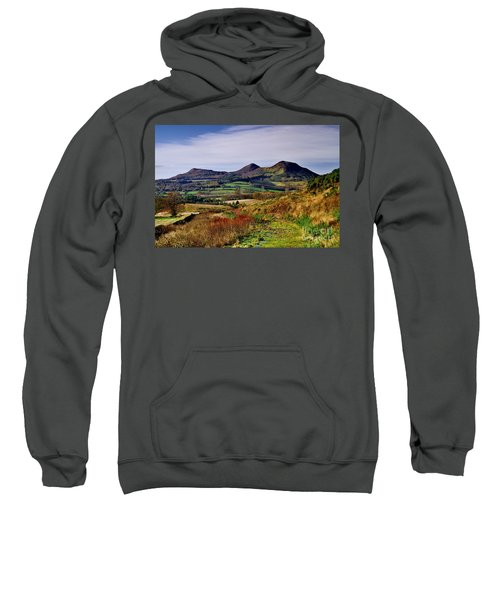 Eildon Hills Borders Scotland Sweatshirt