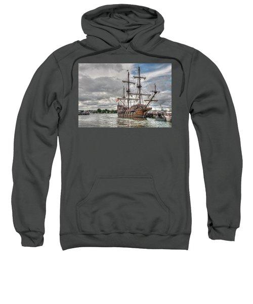El Galeon Andalucia In Portsmouth Sweatshirt