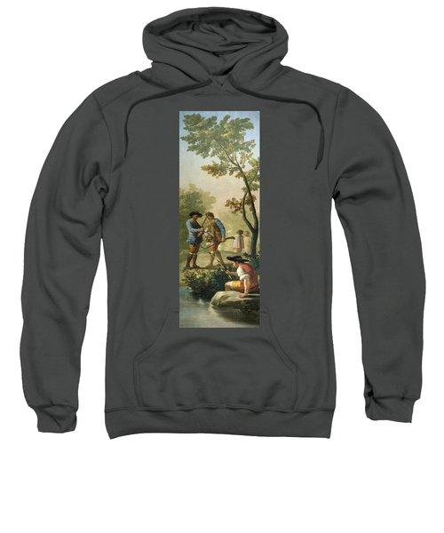 El Pescador De Cana Sweatshirt