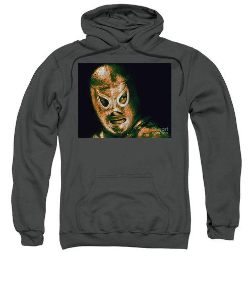 El Santo The Masked Wrestler 20130218 Sweatshirt
