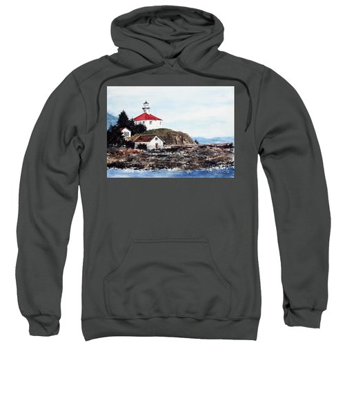 Eldred Rock Lighthouse Sweatshirt