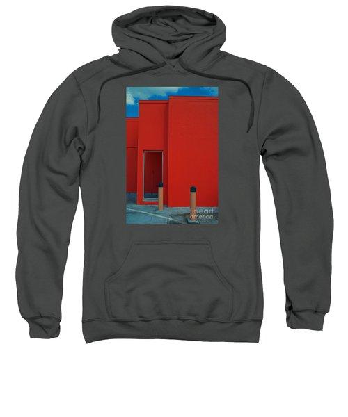 Electric Back Sweatshirt