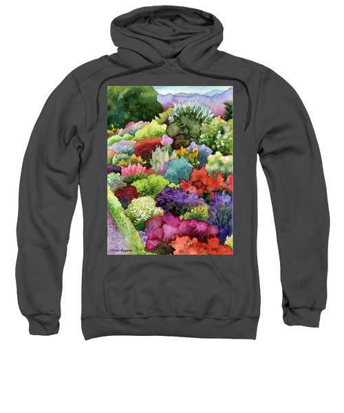 Electric Garden Sweatshirt