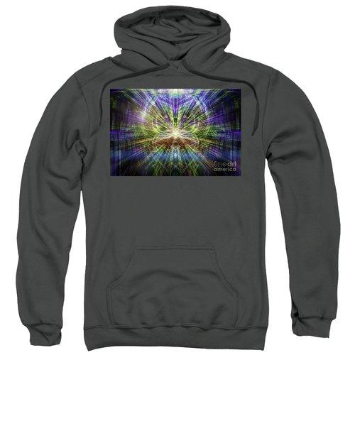 Electric Owl  Sweatshirt