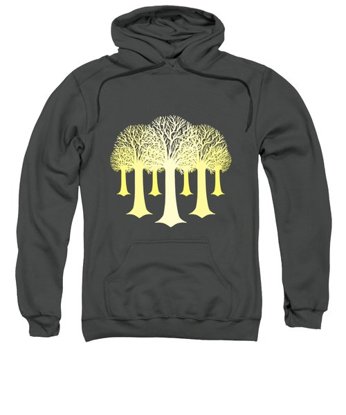 Electricitrees Sweatshirt by Freshinkstain