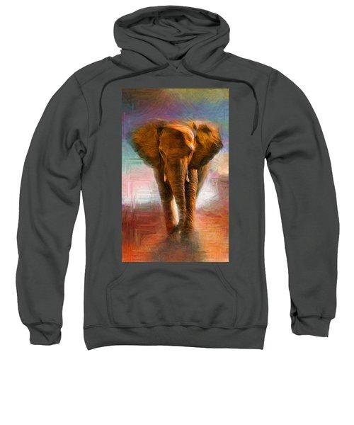 Elephant 1 Sweatshirt