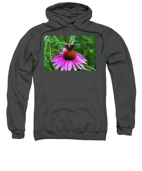 Elegant Butterfly Sweatshirt