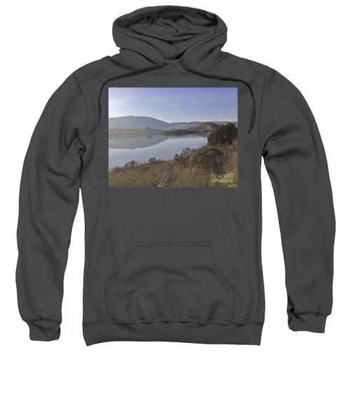 Elephant Hill In Mist Sweatshirt
