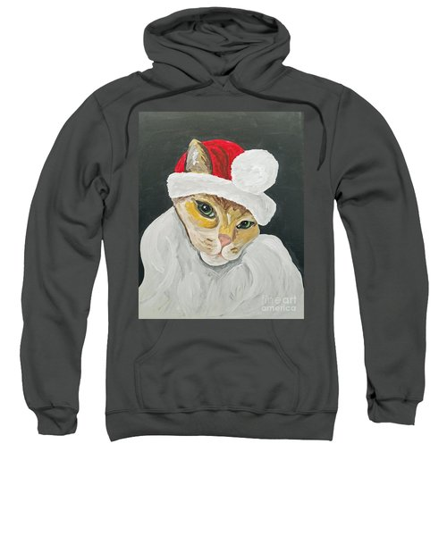 Ellie Date With Paint Nov 20th Sweatshirt