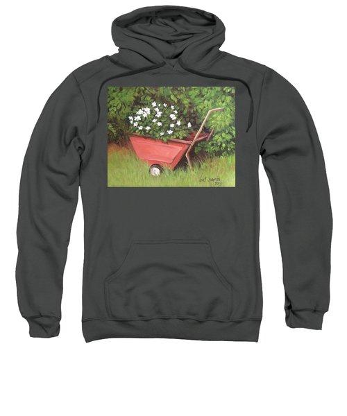 Eloise's Garden Cart Sweatshirt
