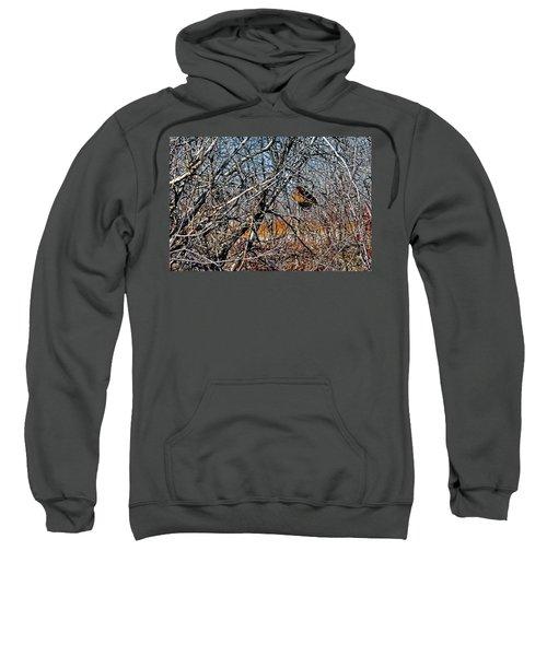 Elusive Woodcock's Woody Environment Sweatshirt