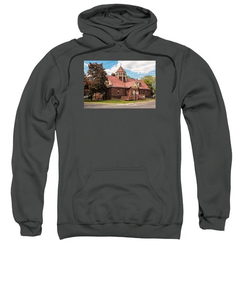 Emily Williston Memorial Library And Museum Sweatshirt