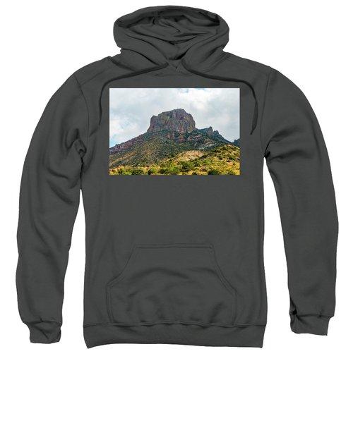 Emory Peak Chisos Mountains Sweatshirt