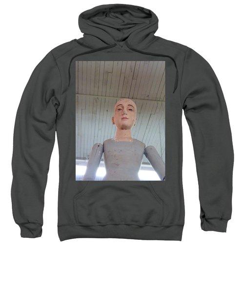 Emotional Escrow Sweatshirt