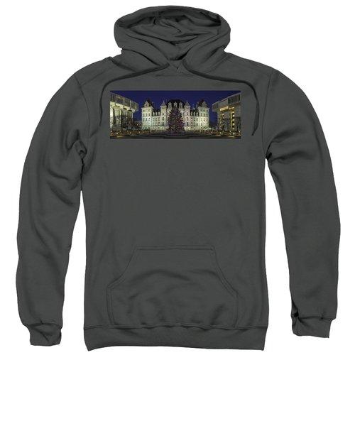 Empire State Plaza Holiday Sweatshirt