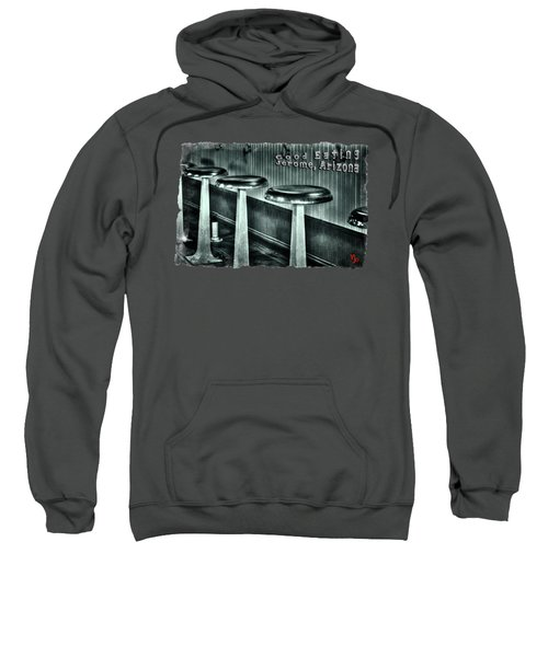 Empty Counter Stools Jerome Arizona Sweatshirt