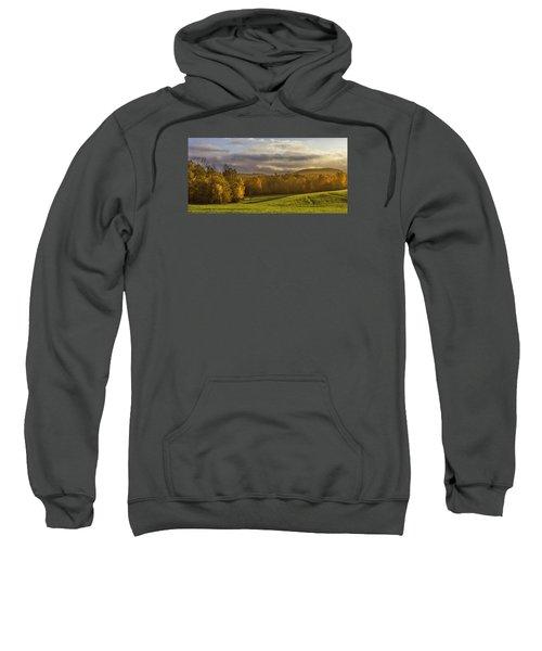 Empty Pasture - Cows Needed Sweatshirt