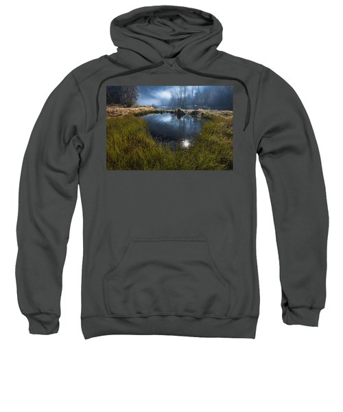 Enchanted Pond Sweatshirt