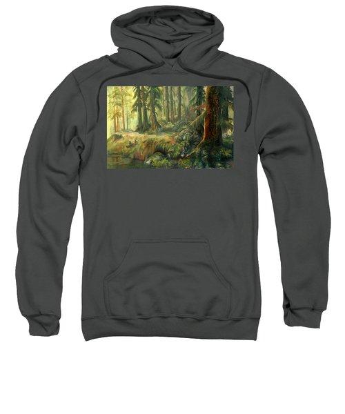 Enchanted Rain Forest Sweatshirt