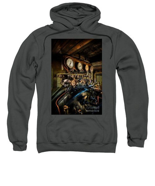 Engine Room Sweatshirt