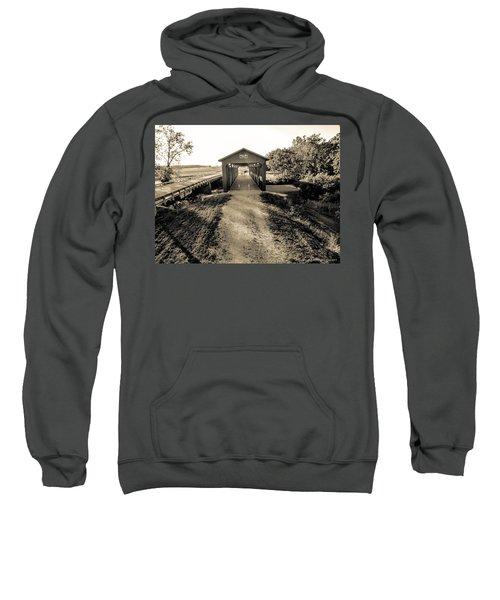 Engle Mill Covered Bridge Sweatshirt