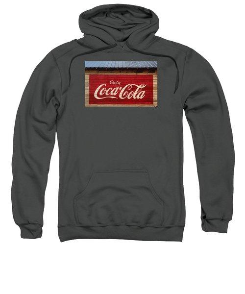 Enjoy Coke Sweatshirt