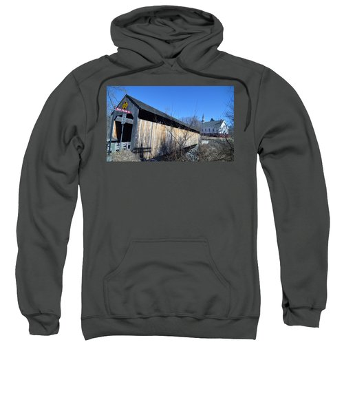 Enter Here Sweatshirt
