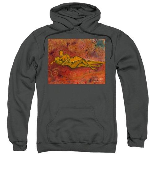 Enthralled Divine Love Series No. 1004 Sweatshirt