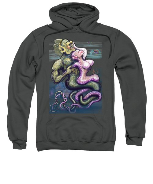 Entwined Sweatshirt by Kevin Middleton