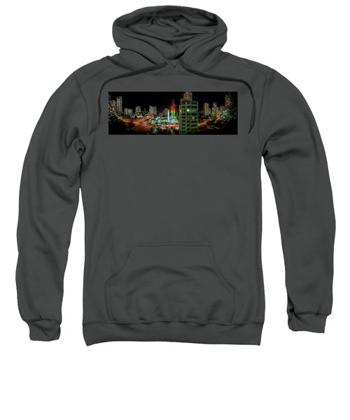 Eruption Sweatshirt