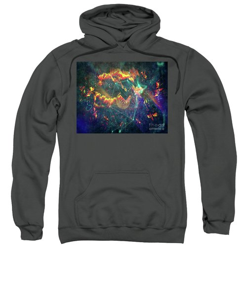 Escaping The Vortex Sweatshirt
