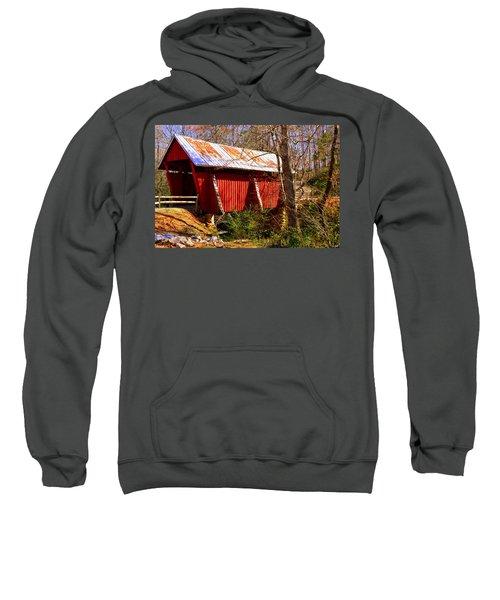 Est. 1909 Campbell's Covered Bridge Sweatshirt
