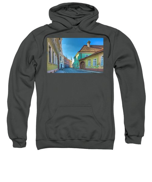 Esztergom Pastels Sweatshirt