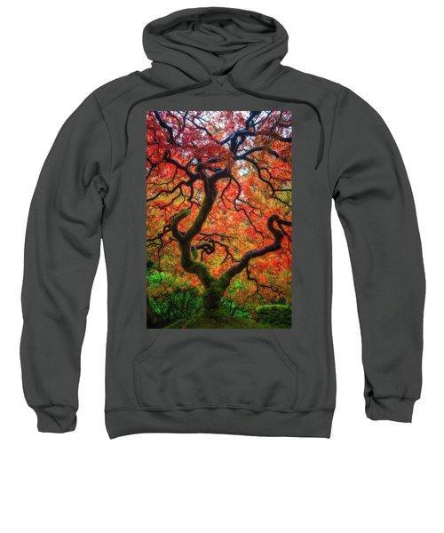 Ethereal Tree Alive Sweatshirt